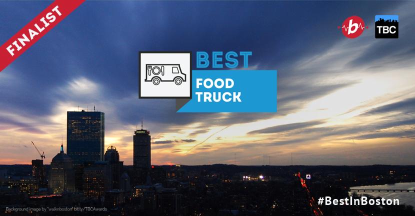 Best In Boston Food Truck Chicken Rice Guys Finalist