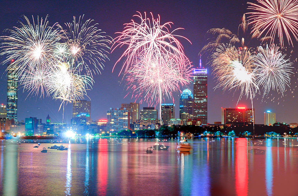 Boston Pops July 4th Fireworks Spectacular [07/04/20]