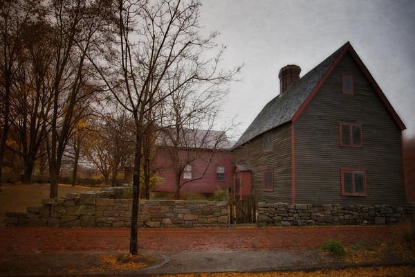 Salem heritage tours 10 27 14 for Salem house