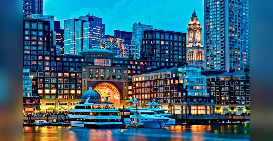 Hotels Near Boston Opera House