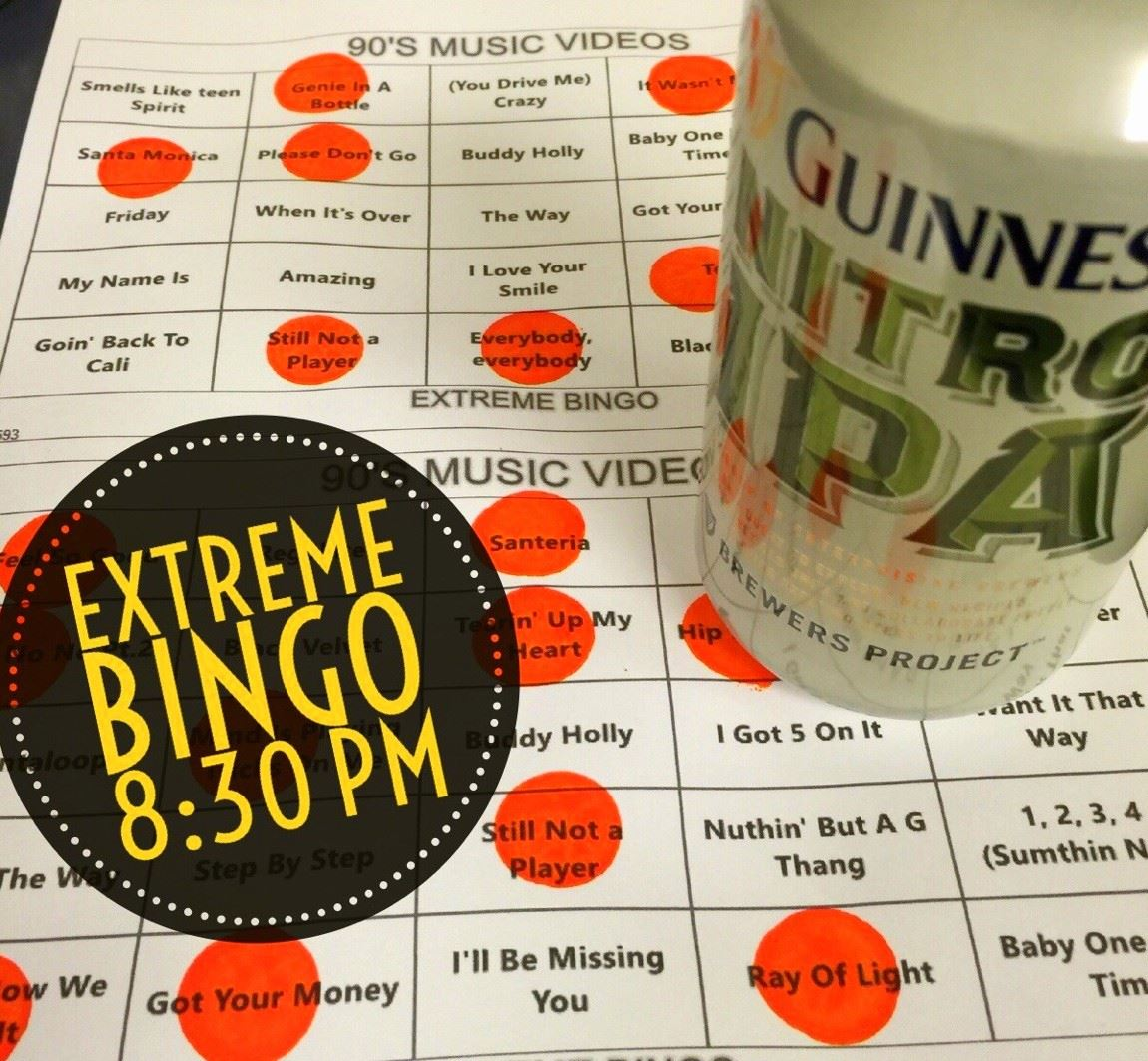 Extreme Bingo at The Green Briar Pub [05/31/16]
