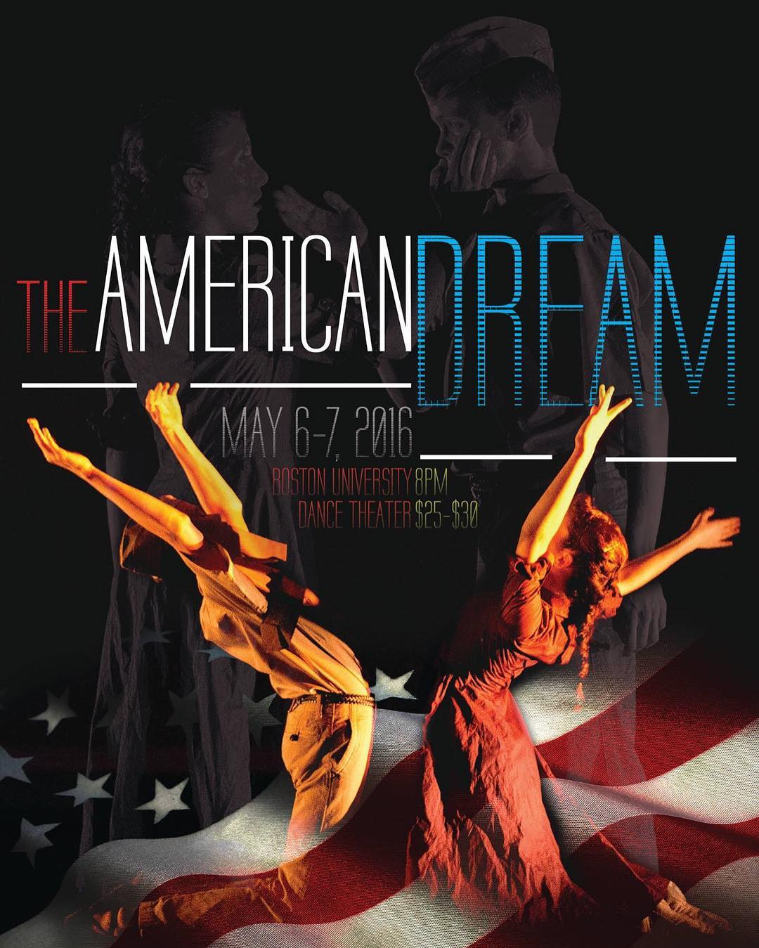 Boston University Dance Program: The American Dream: Expressions Of Hope And Struggle In