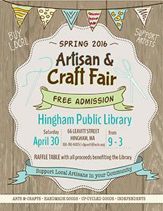 Hingham Craft Fair