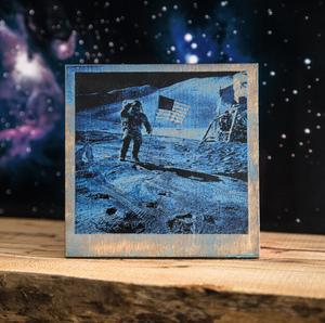 moon landing color - photo #42