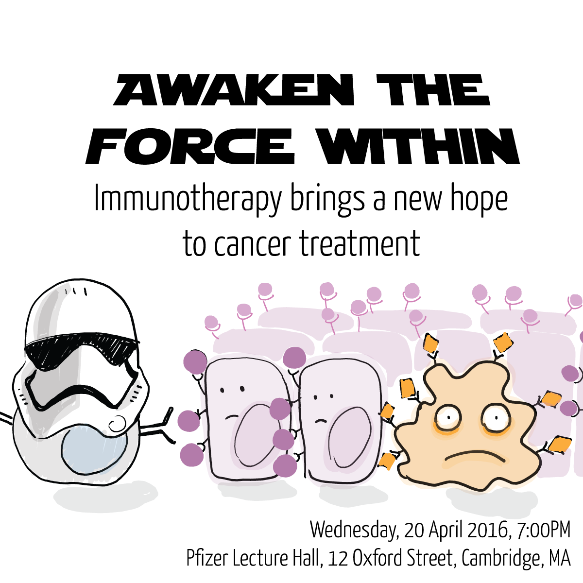 Free Science Seminar Quot Awaken The Force Within