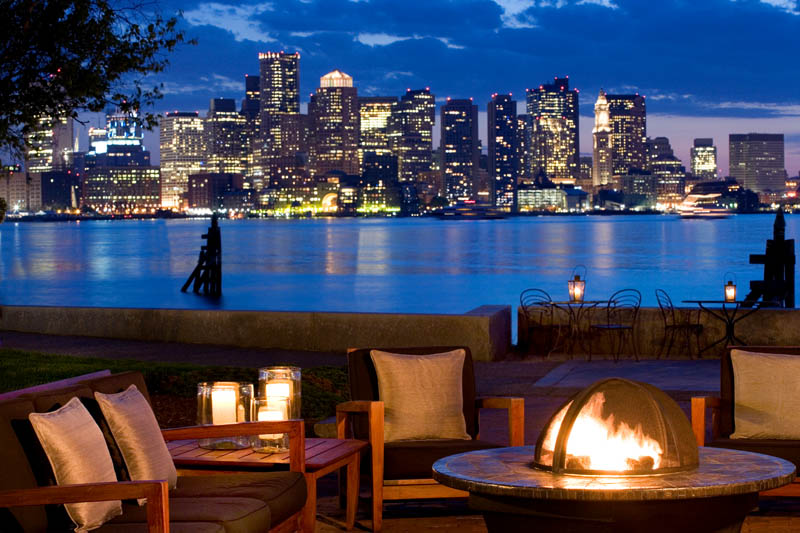 Restaurants With A View Boston Best