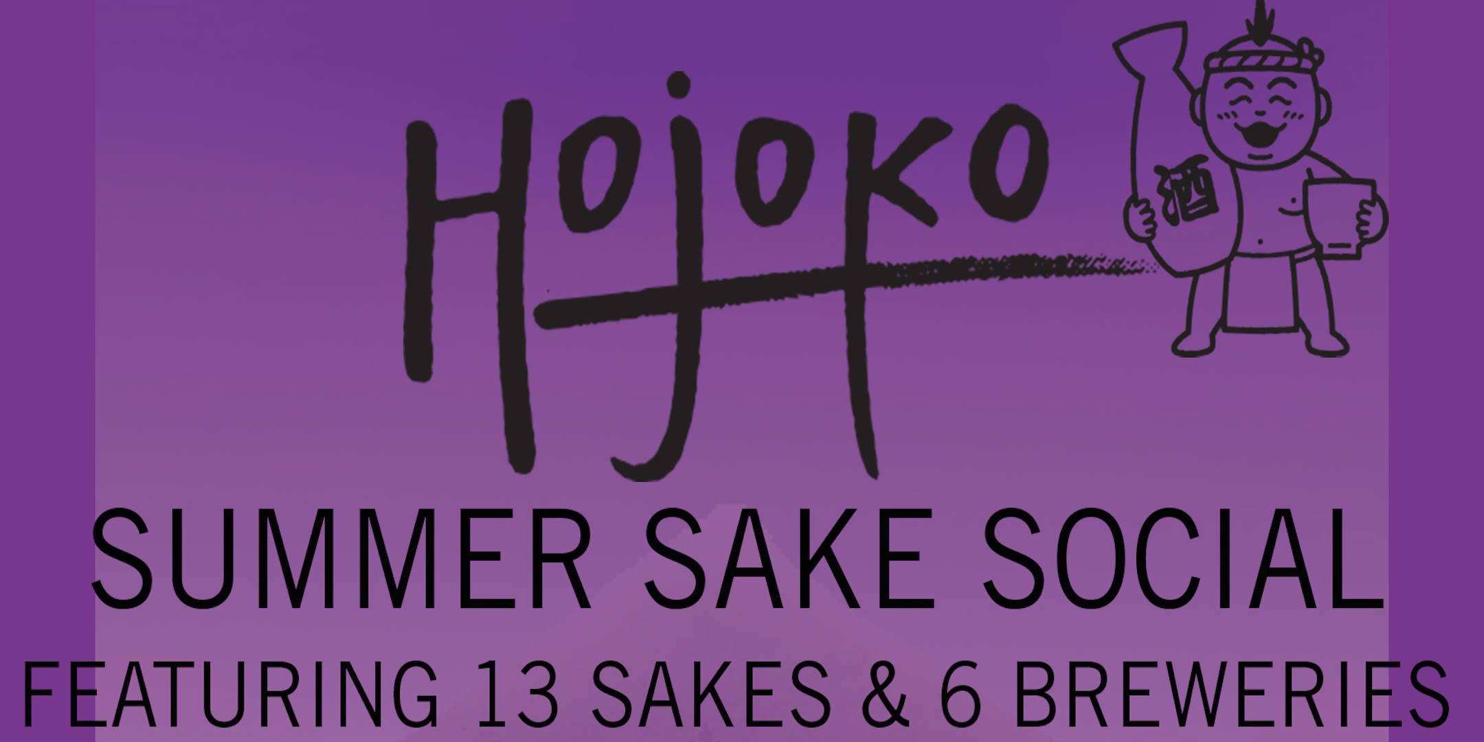 Summer Sake Social [06/10/16]