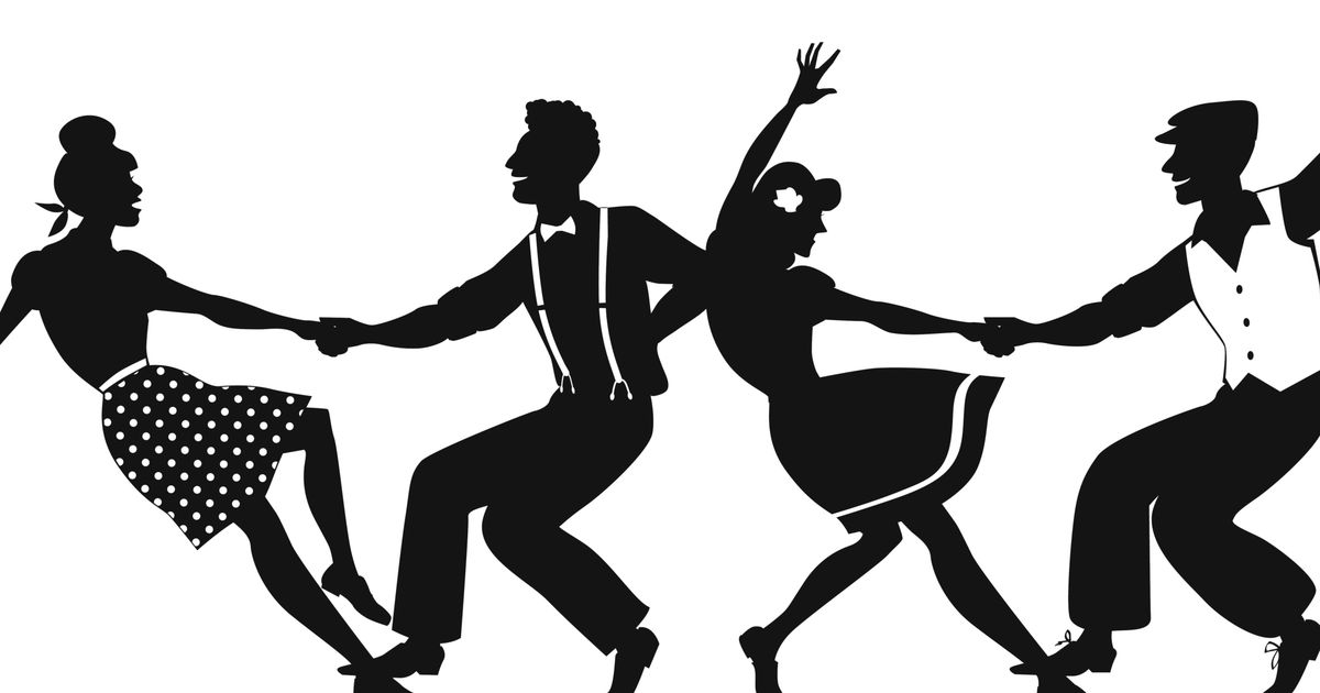 Swing Dancing Fun Raiser 07 16 16