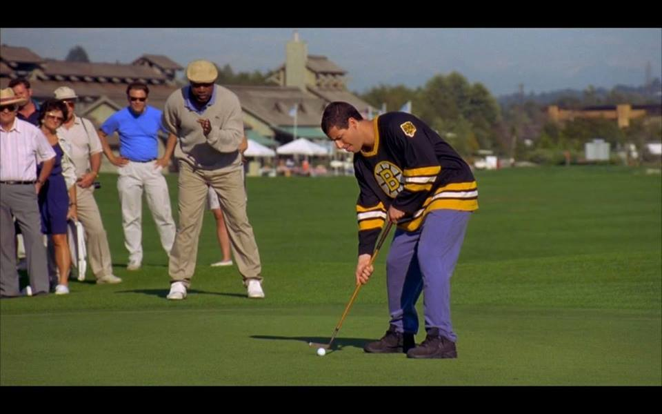 Image result for happy gilmore putting