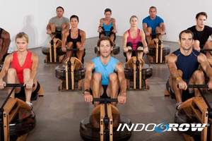 Indoor-water-rowing