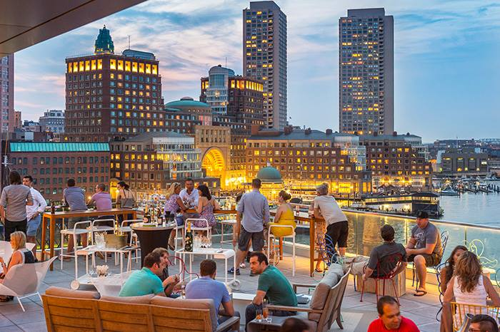 Boston Internationals Annual Rooftop Social 09 02 16