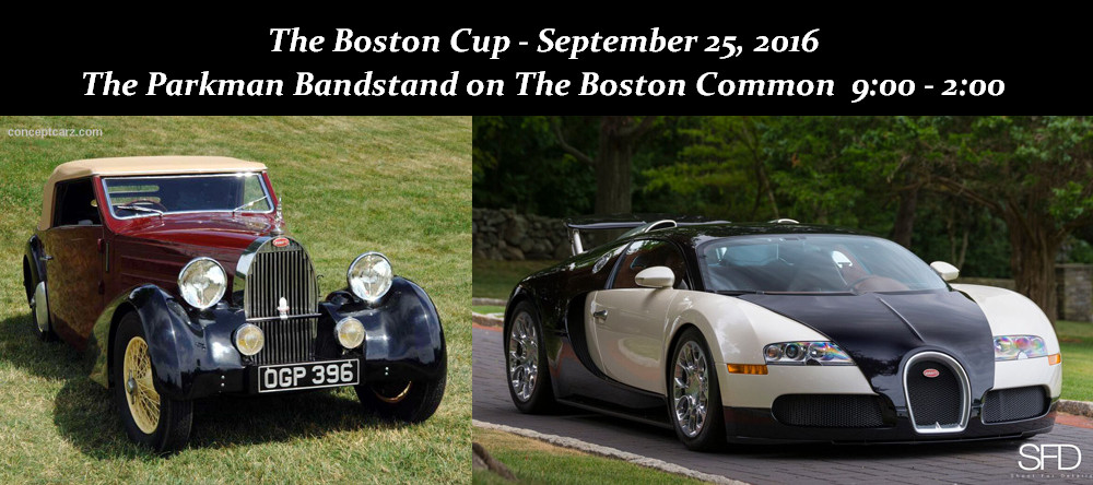 The Boston Cup Car Show