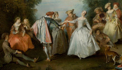Baroque Dance Repertory Workshop 11 05 16