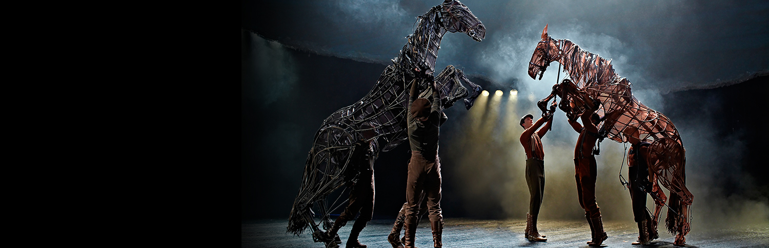 National Theatre Live On Screen War Horse 12 02 16