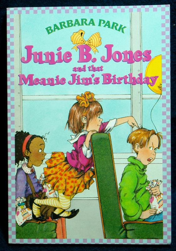 u0026quot junie b  jones and that meanie jim u0026 39 s birthday u0026quot   11  12  16