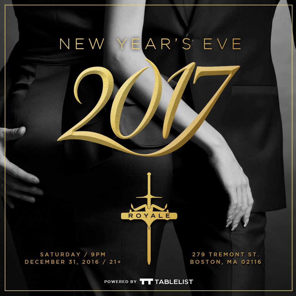 Royale New Year's Eve 2017 [12/31/16]