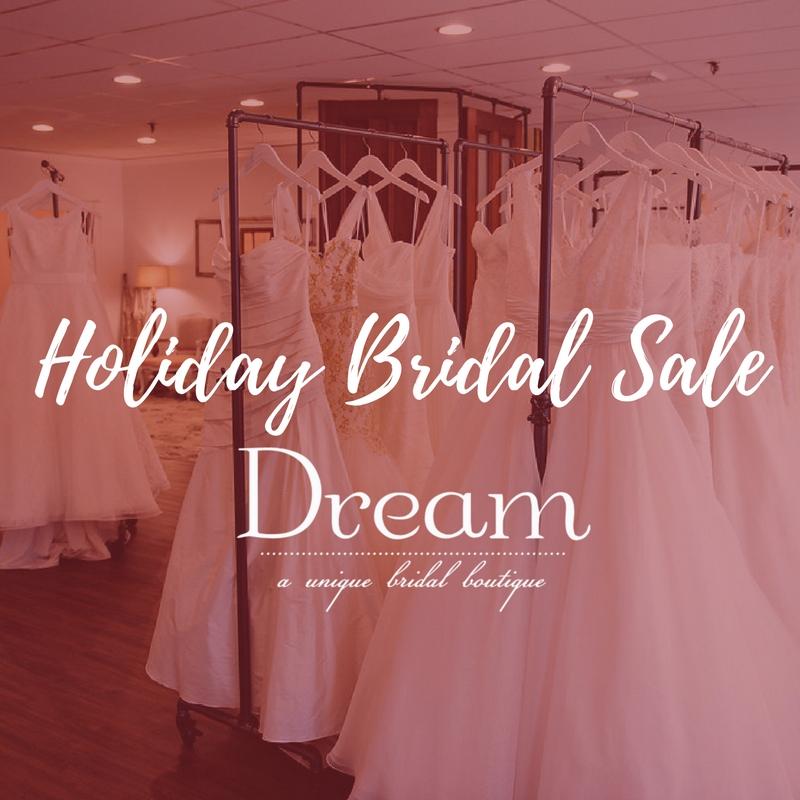 Best of Boston Holiday Bridal Sample Sale [12/16/16]