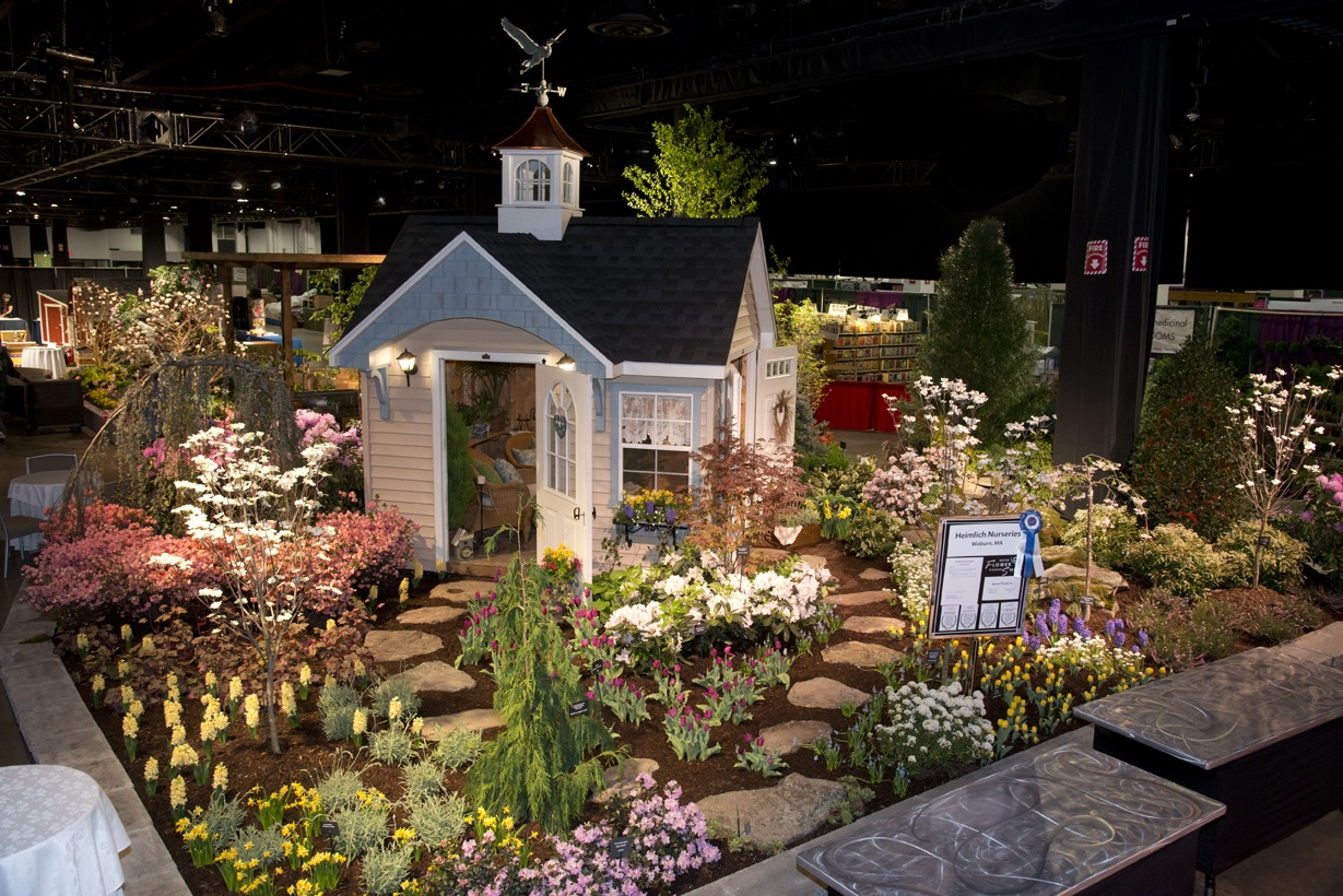 Boston Flower & Garden Show [03/22/17]