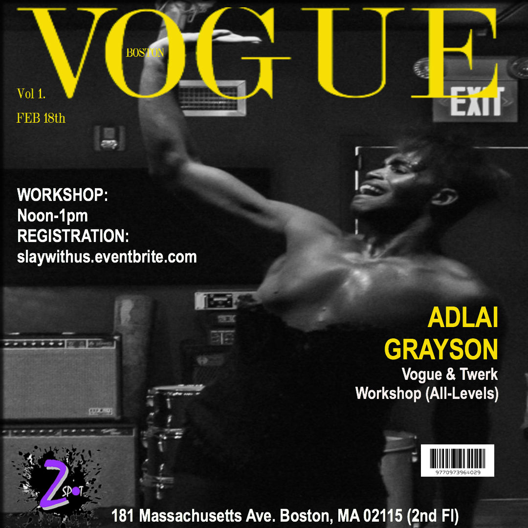 Quot Vogue Amp Twerk Quot Dance Workshop 02 18 17