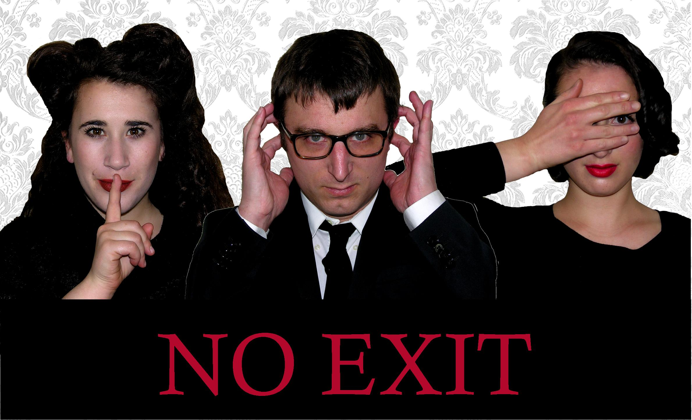 no exit sartre hell is other people Listening is being able to be changed by the other person i've been nominated twice before as actor in a leading part artists try to say things that can't be said in a fragile.