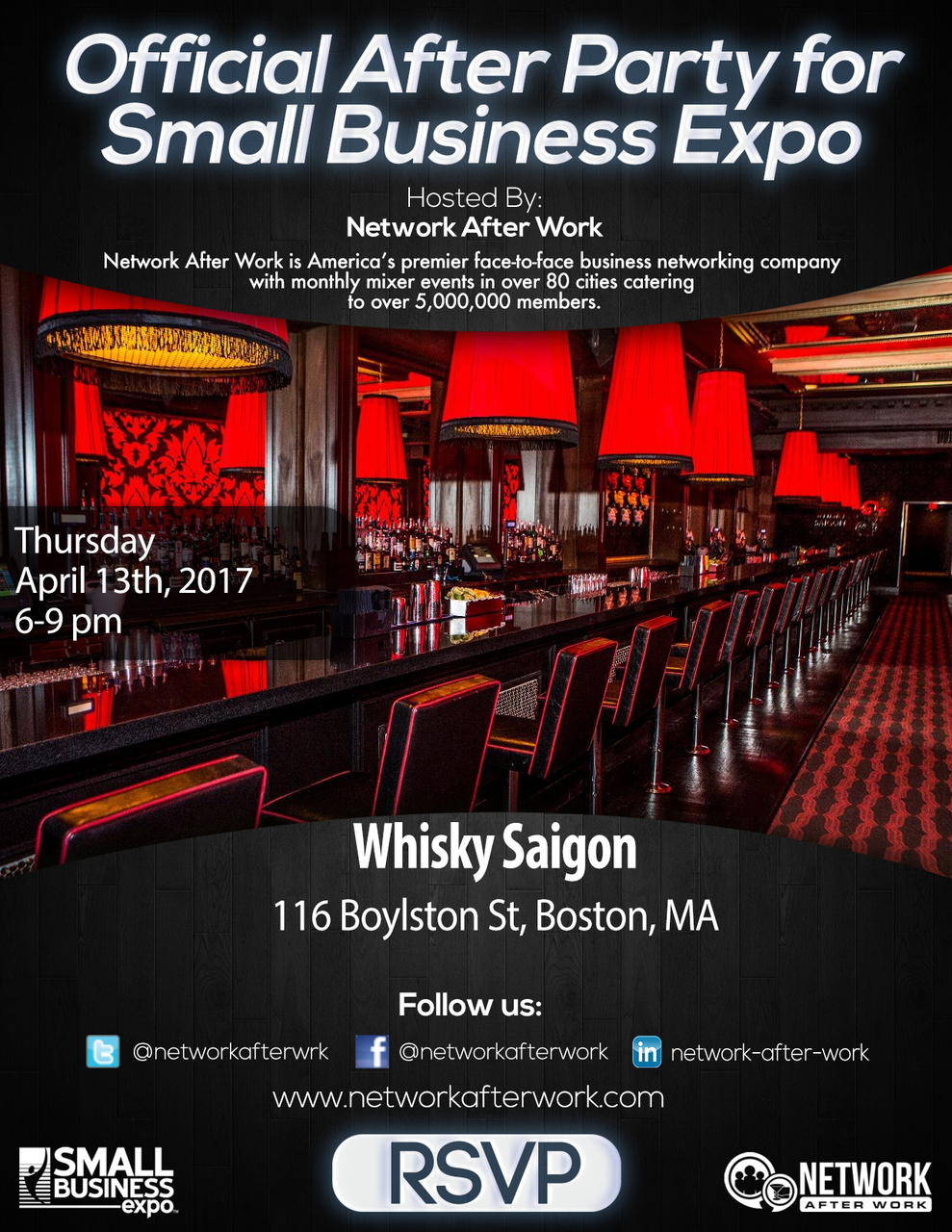 Small Business Expo - Boston 2017 Official Network After