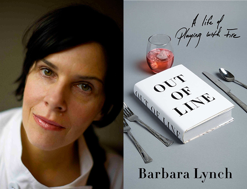 Barbara Lynch author event [04/28/17]