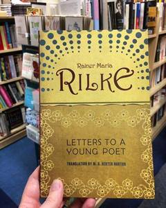 Hearth Book Club Letter to a Young Poet 04 26 17