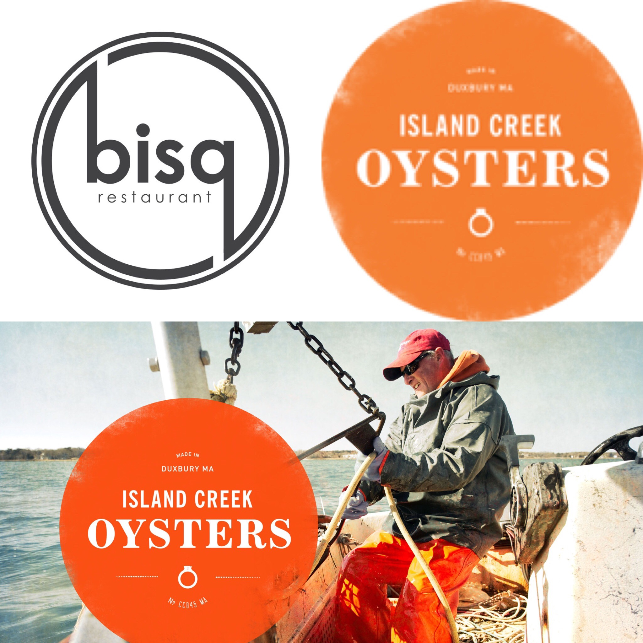 BISq Cevicheria & Island Creek Oyster Pop-Up [05/07/17]