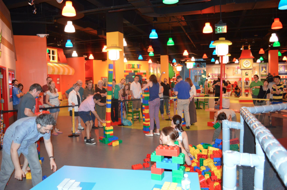 Beach Party Adult Night at LEGOLAND Discovery Center Boston on July ...