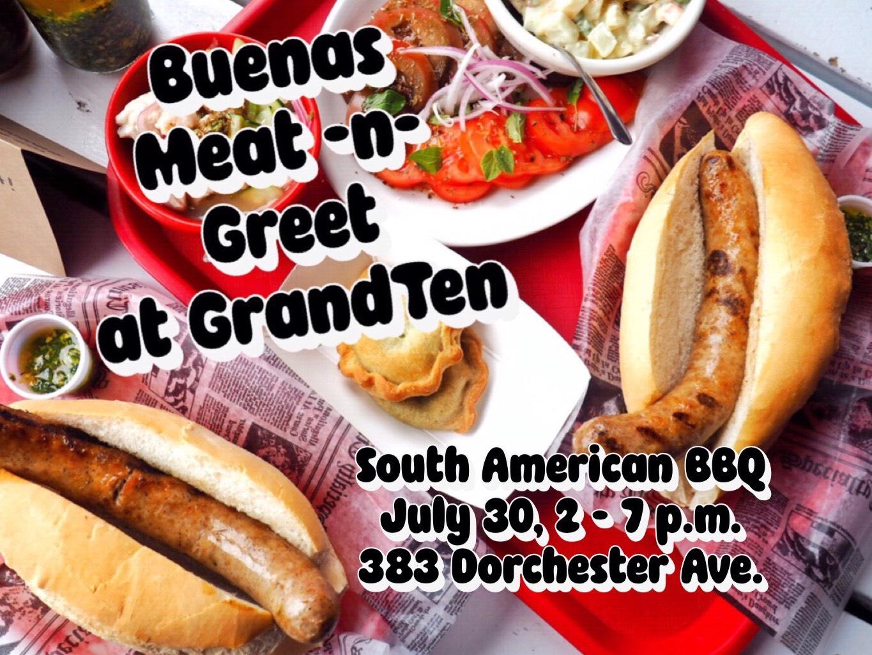 Buenas Meat N Greet 073017