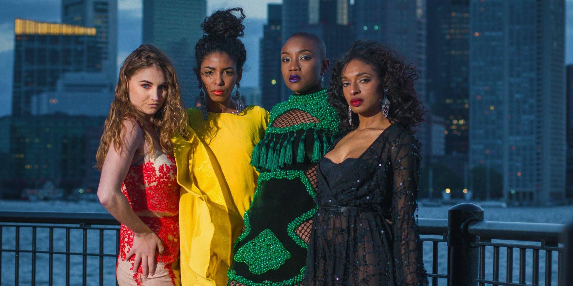 Caribbean Fashion: Boston Caribbean Fashion Week 2017 Runway Show [08/12/17]