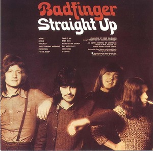 Badfinger S Quot Straight Up Quot 11 03 17