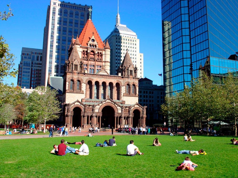 Urban Sketchers Boston   Let's Sketch Copley Square! [09/23/17]