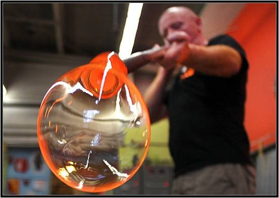 Event Calendar Php : Fire and wine glassblowing tasting
