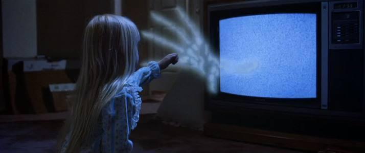 Poltergeist' (1982) in 35mm [10/13/17]