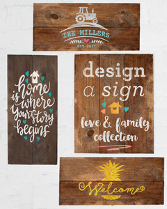 Design_a_sign_displays_love_and_family_2