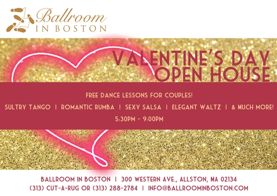 a4c55917f13c97 Free Valentine s Day Open House - Learn to Dance!  02 14 18