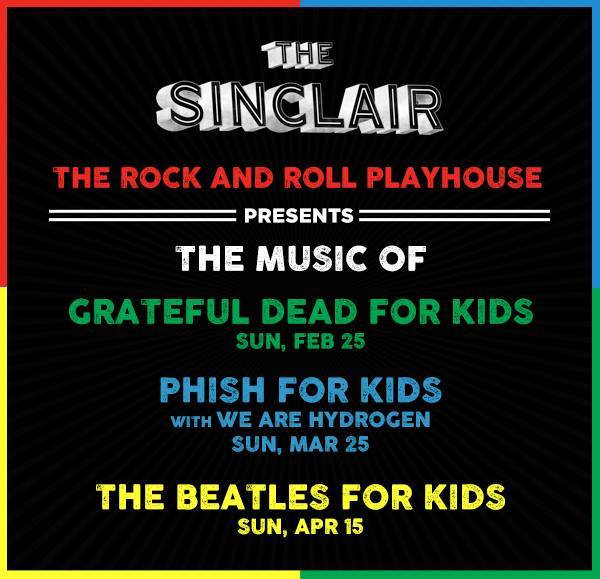 Rock and Roll Playhouse: Music of Grateful Dead, Phish
