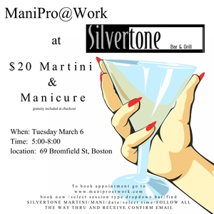 Silvertonemartinimanimarch
