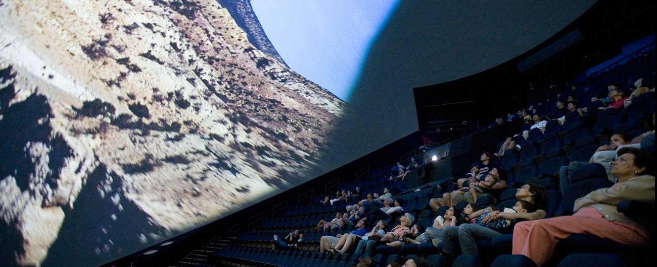 Omni Theater Free Film Fridays