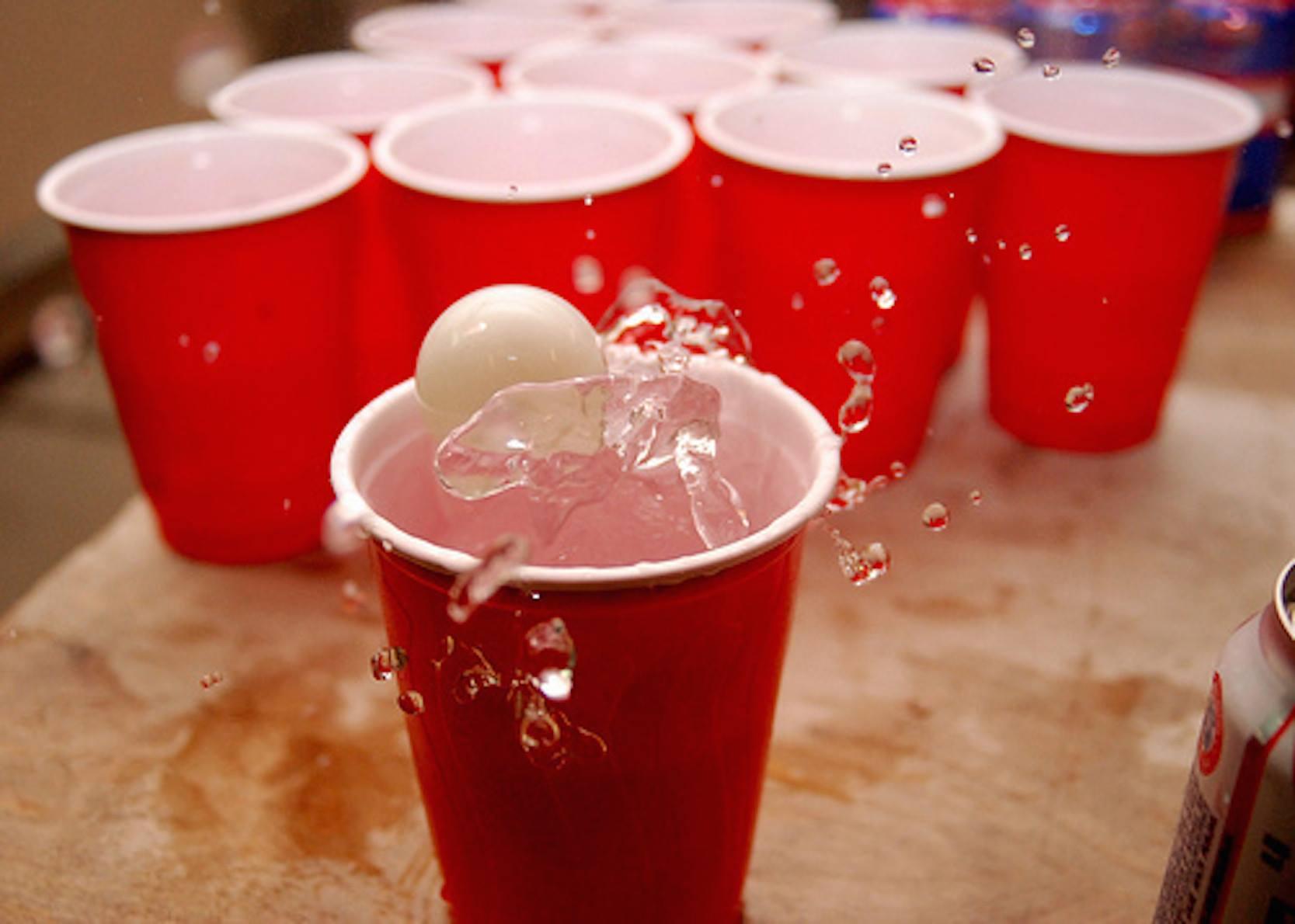 Beer Pong Tournament Boston