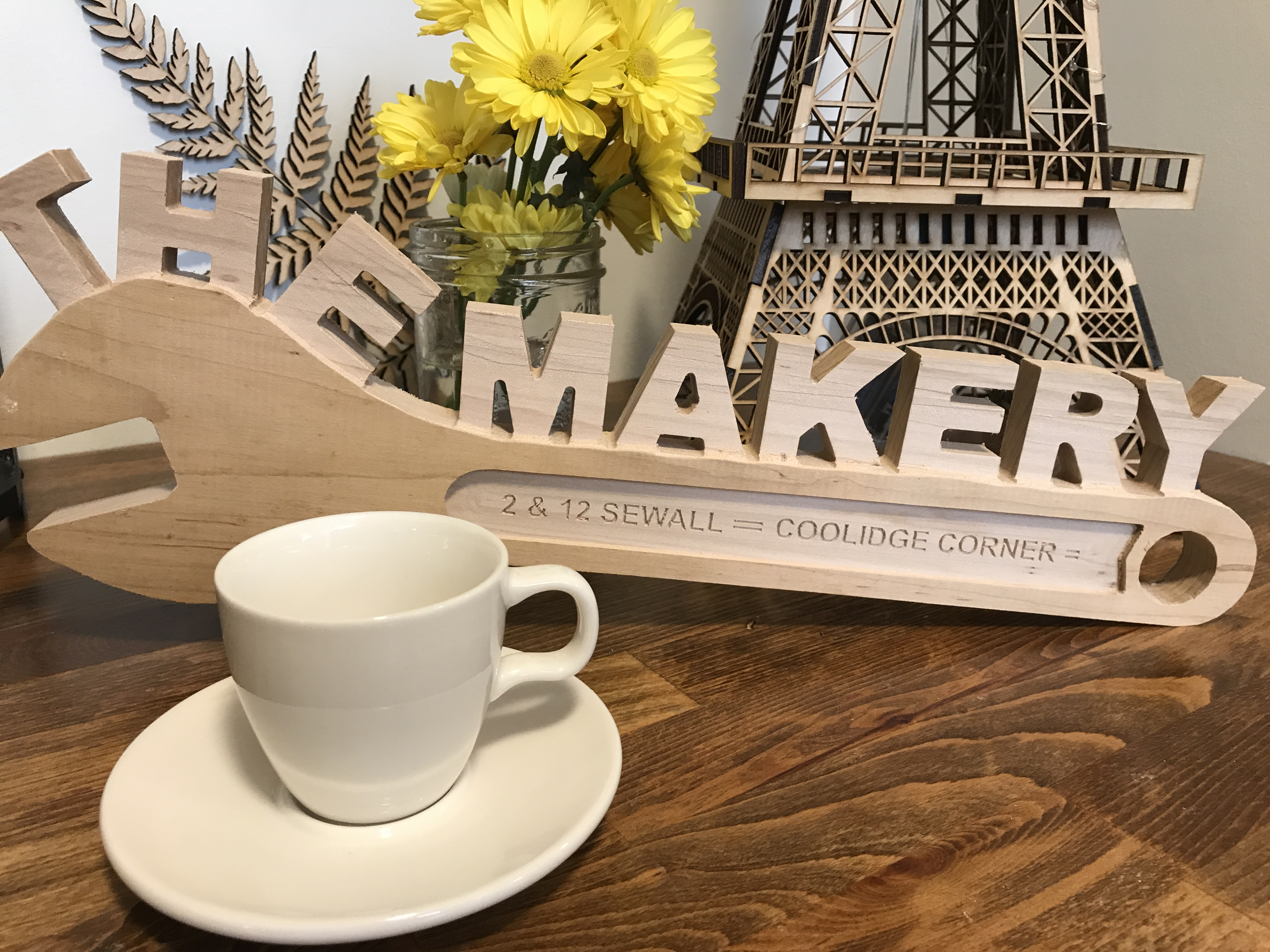Maker Café Kickoff Coffee Party At The Makery 032618