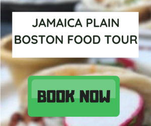 Jamaica Plain Boston Food Tour Historical Neighborhood Walk Food