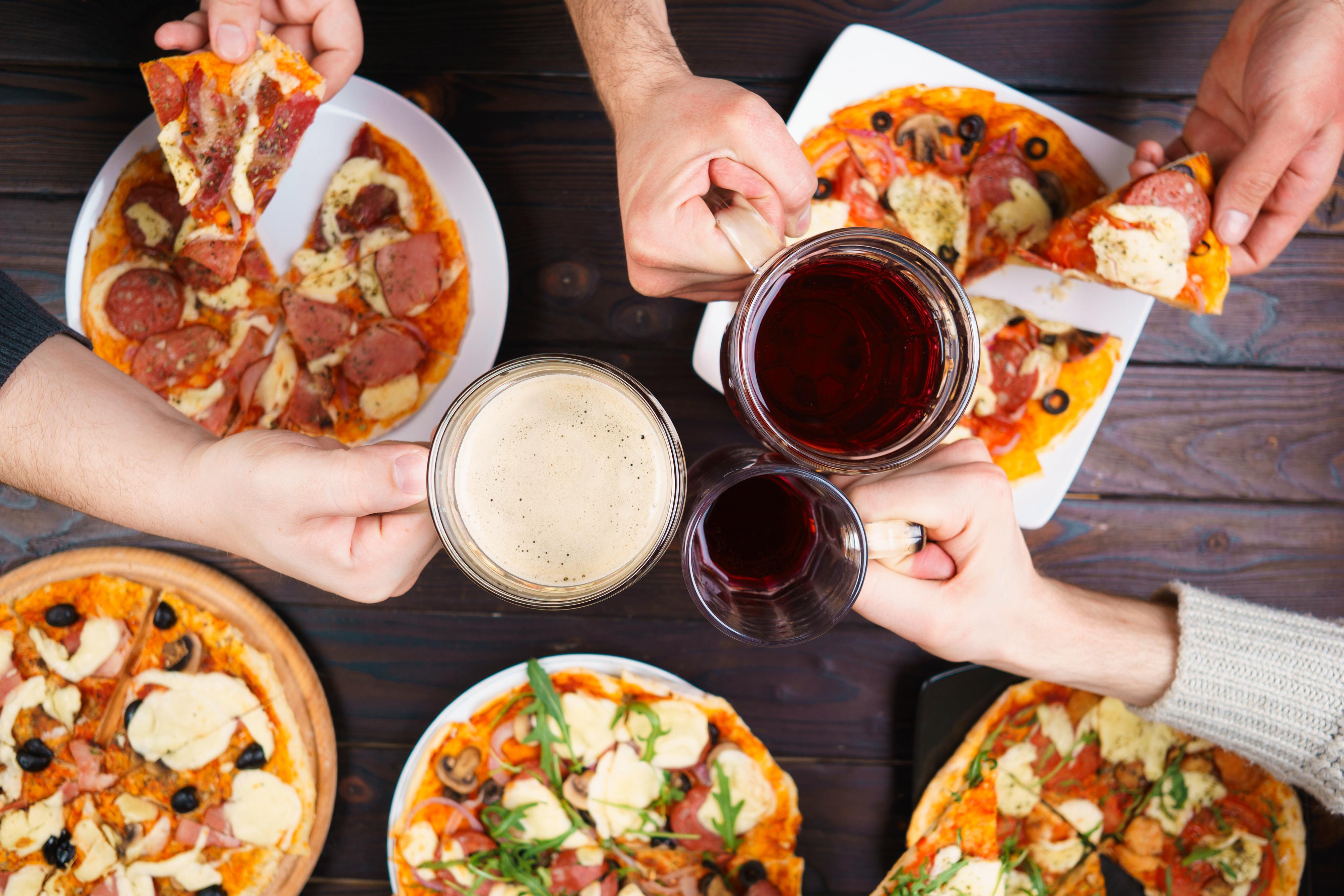Italian Food Tour 112418