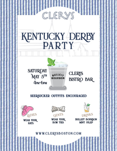 Derby-party