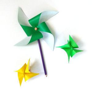 Kids Crafternoon Wind Powered Paper Fun 07 16 18