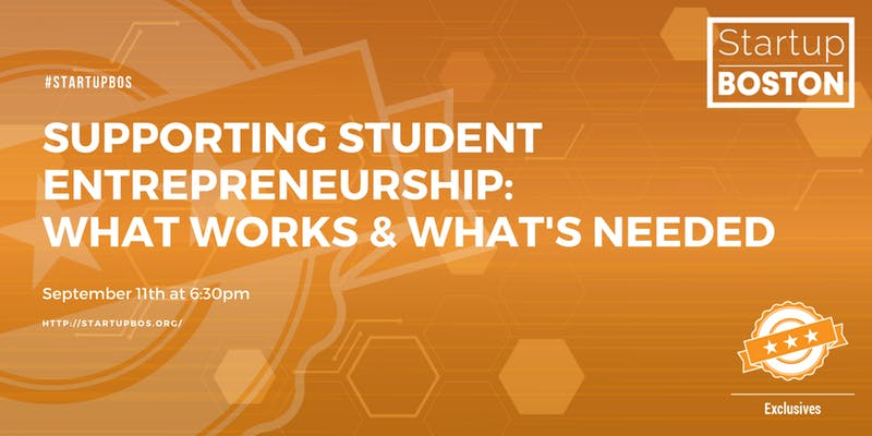 What works array supporting student entrepreneurship what works u0026 what u0027s needed 09 rh thebostoncalendar com fandeluxe Images