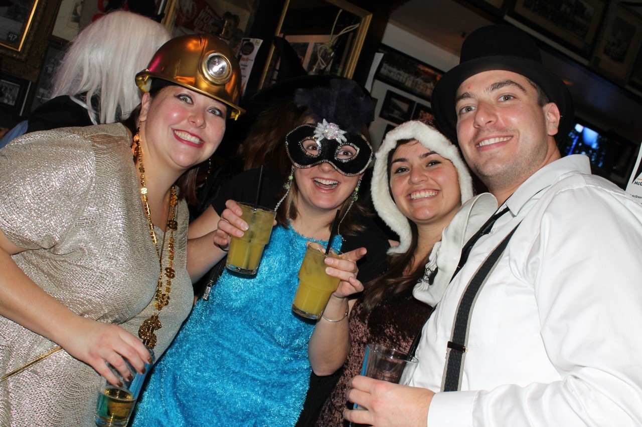 BSSC Halloween 2018 at The Living Room - North End [10/26/18]
