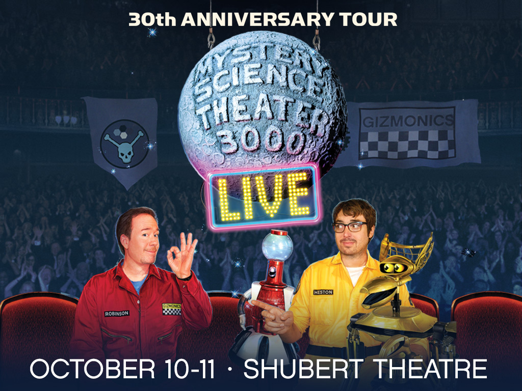 Mystery Science Theatre 3000 Live 10 11 18