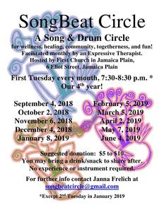 Songbeat_circle_poster_2018-2019